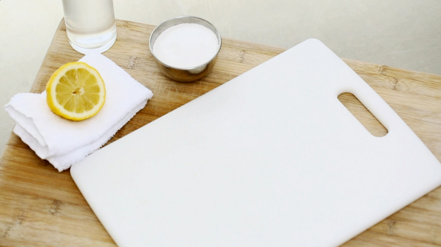 How To Clean A Cutting Board Cleaning Services Birmingham
